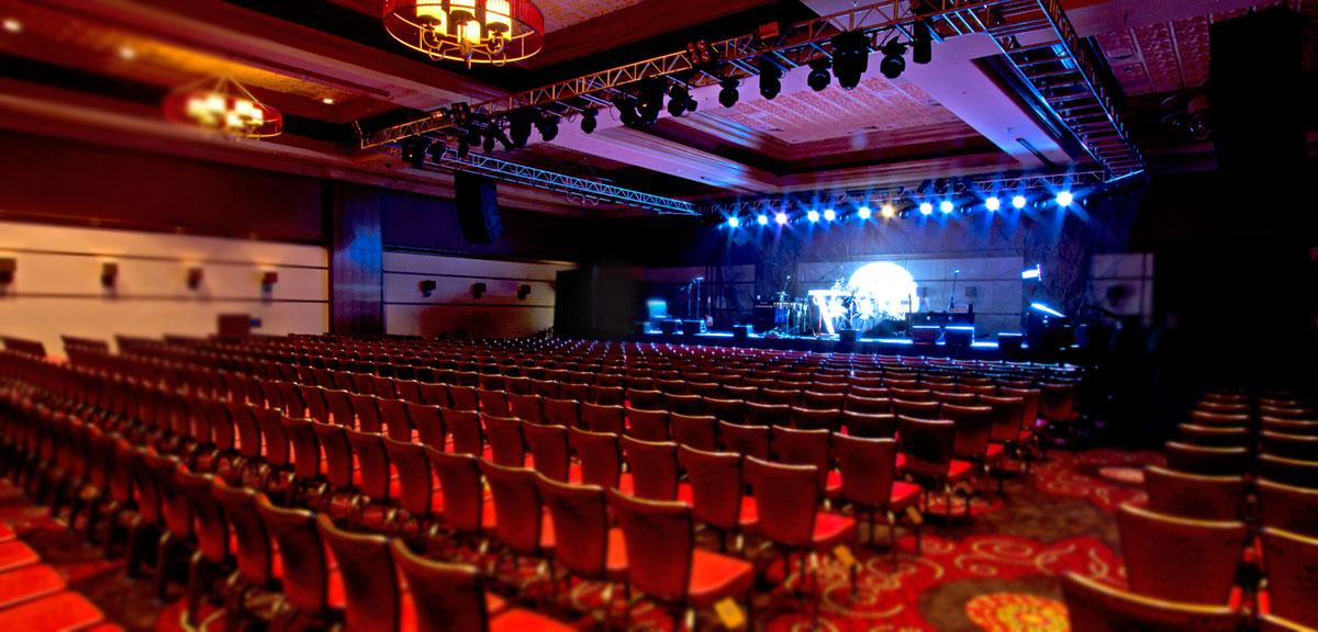 Venues Thunder Valley Casino Resort