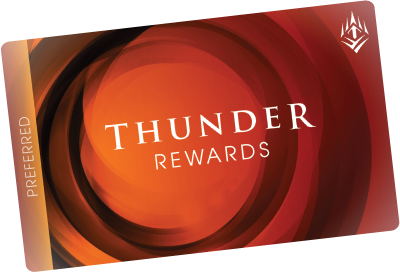 Thunder valley coupons