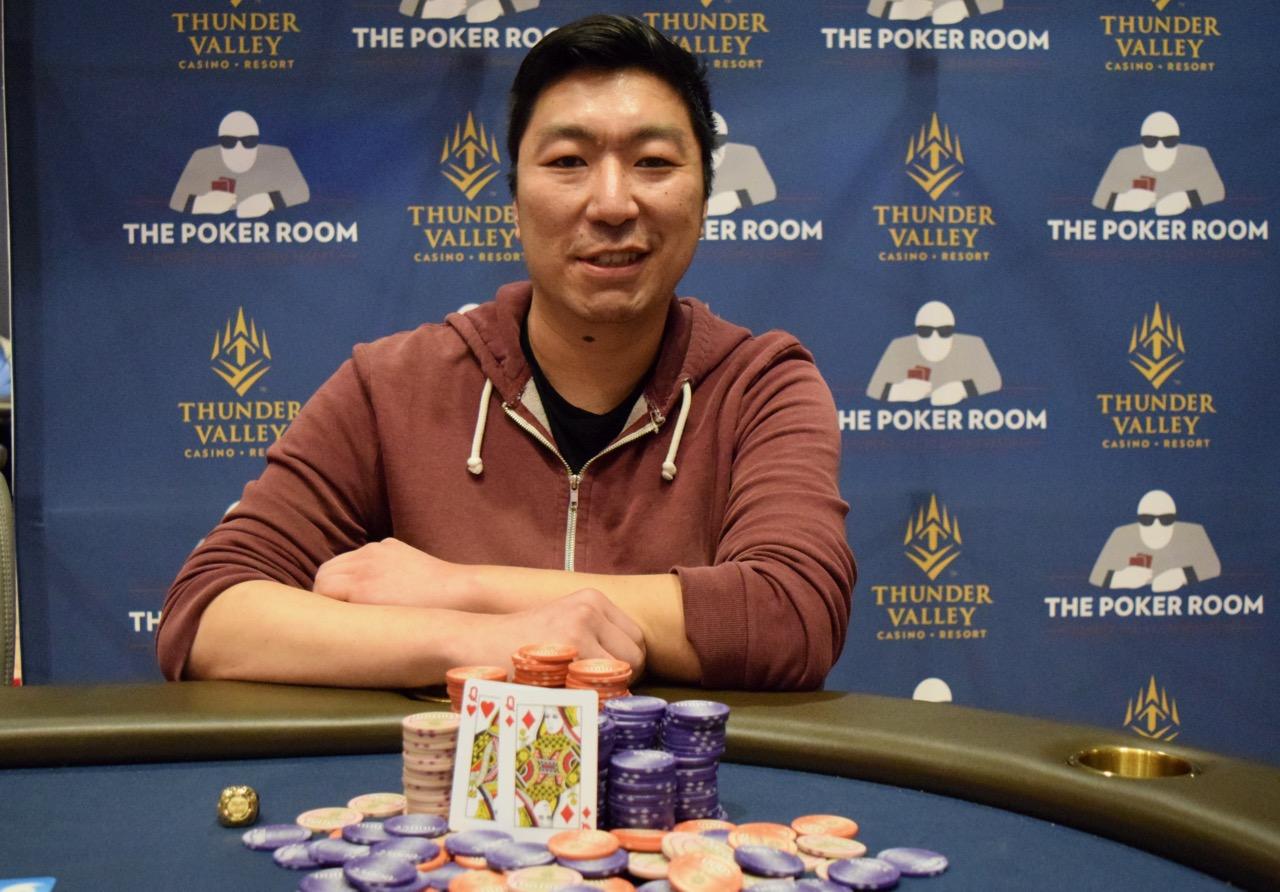 Drake Wang Poker