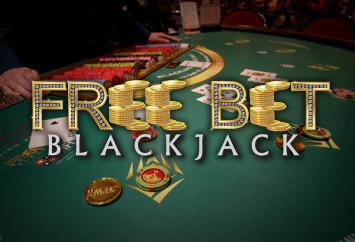 Blackjack Free Bet