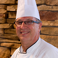 Executive Pastry Chef Stephen Smith