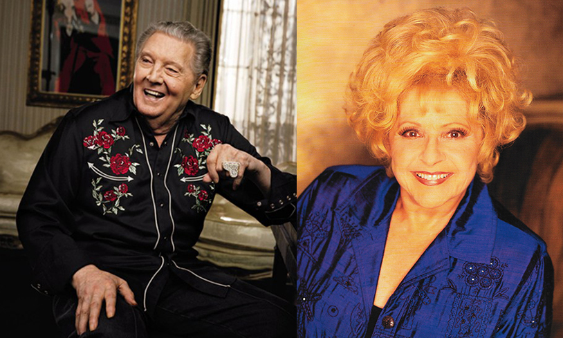 Jerry Lee Lewis & Brenda Lee