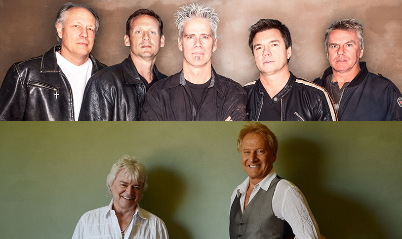 Air Supply with Little River Band