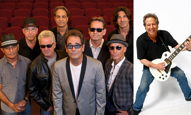 Huey Lewis & The News with Greg Kihn