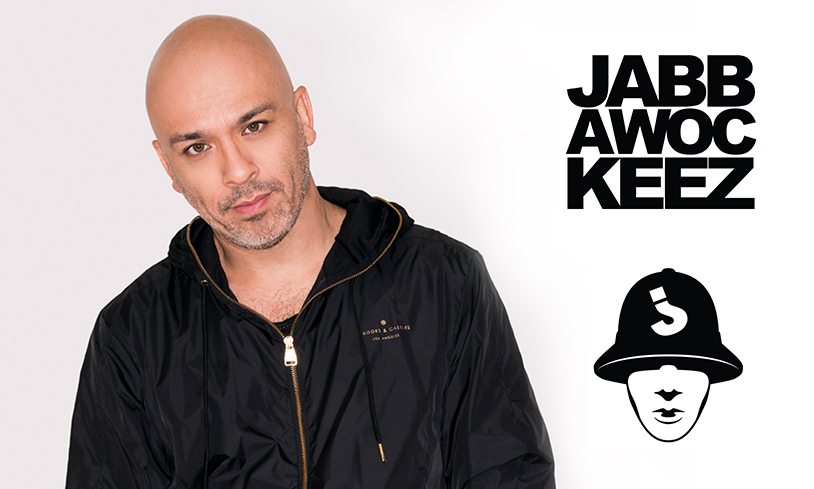 Jo Koy with the Jabbawockeez