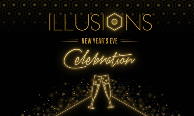 Illusions New Year's Eve Party