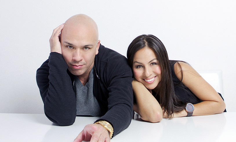 Anjelah Johnson and Jo Koy
