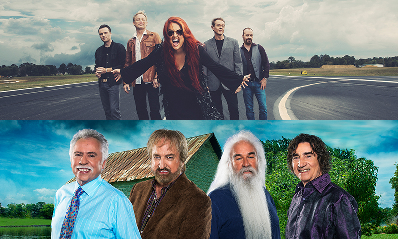 Wynonna & The Big Noise, Oak Ridge Boys
