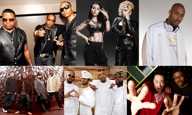 V101's Big Block Party: Bell Biv Devoe, TLC