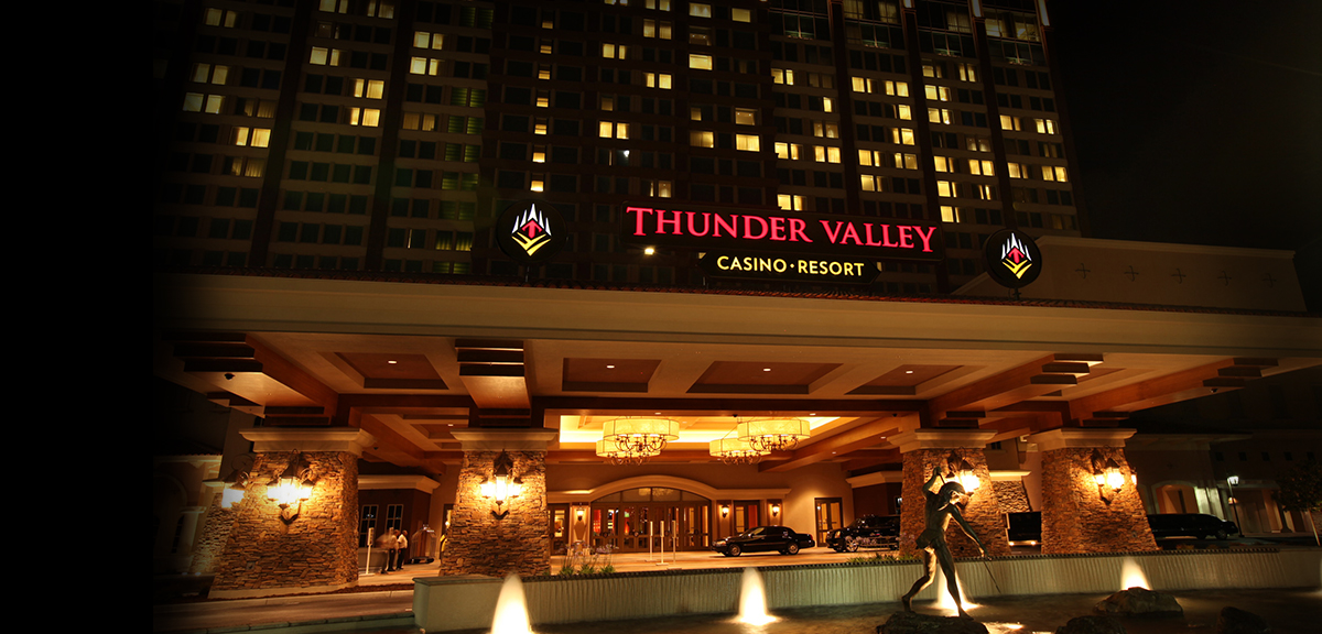 Thunder valley casino address black jack at a casino