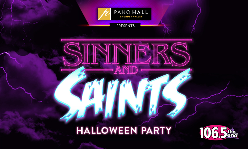Sinners and Saints Halloween Party