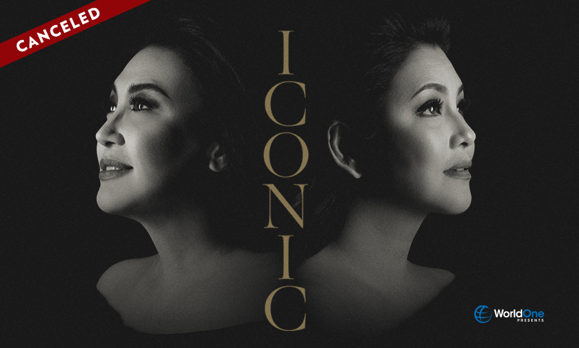 Iconic with Sharon Cuneta & Regine Velasquez